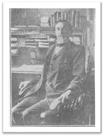 Rev. J.P. Anthony 1902-1916