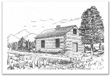 Geeting Meeting House 1780-1845
