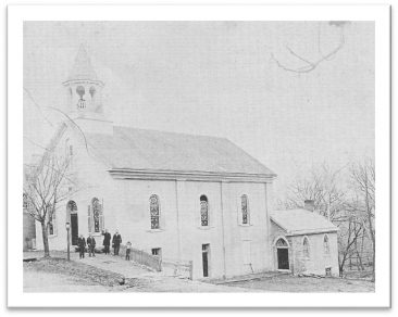 Salem Church 1870