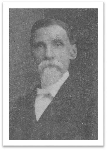 Rev. Charles Thorn Stearn 1868-1871